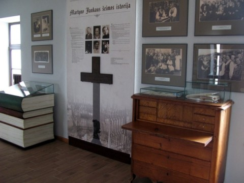 Martyno Jankaus muziejaus ekspozicija-6