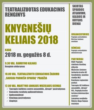 teatralizuotas EDUKACINIS RENGINYS