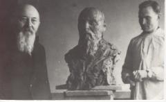 Skulptorius Napoleonas Petrulis