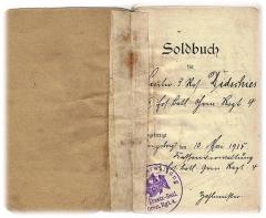 Valterio Didžio Kario knygelė